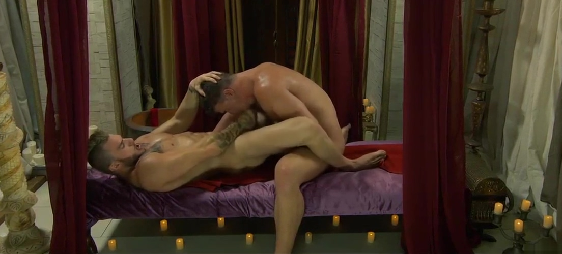 Sacred Band Of Thebes 1 Milf with wet hairy pussy fucking