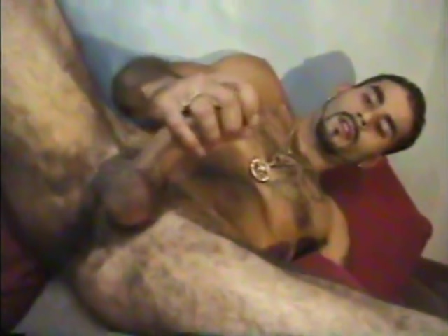Hairy Latin Spit Roasting An Angel