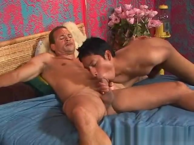 Cute latin dude gets his face jizzed part5 mature women nude and sex clip