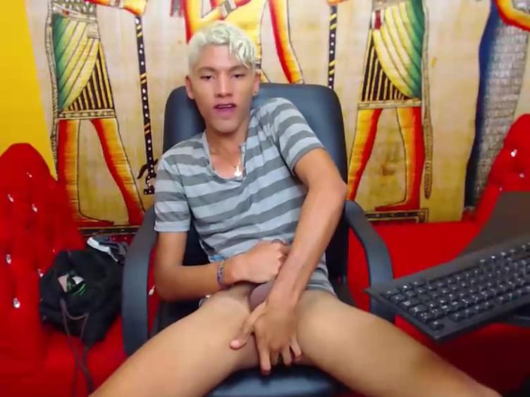 Hot Web-cam Latino (dj) Blow out gay