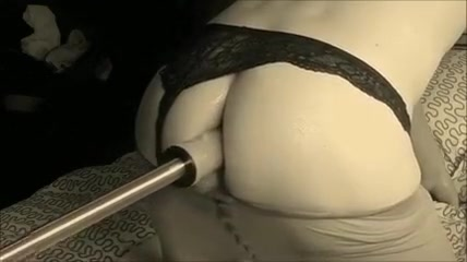 Anal gaped in tight panties cuban ass dildo fucked