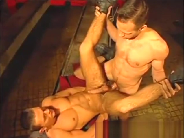 Rough gay threesome Nude tube fisting