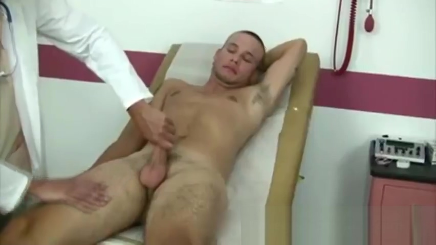 Cory get shis nice college cock examined part2 Should you pee after sex