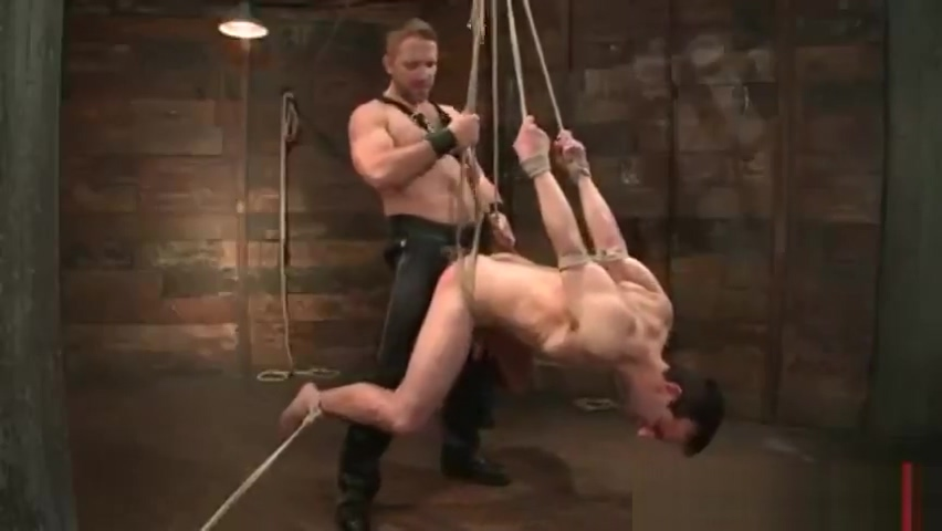 Jason Dirk in very extreme gay bondage part1 big boob porn for sale