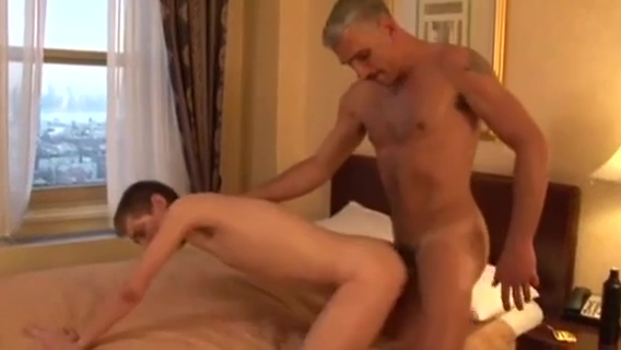 Hot dad and twink orgy English Mature Fuck