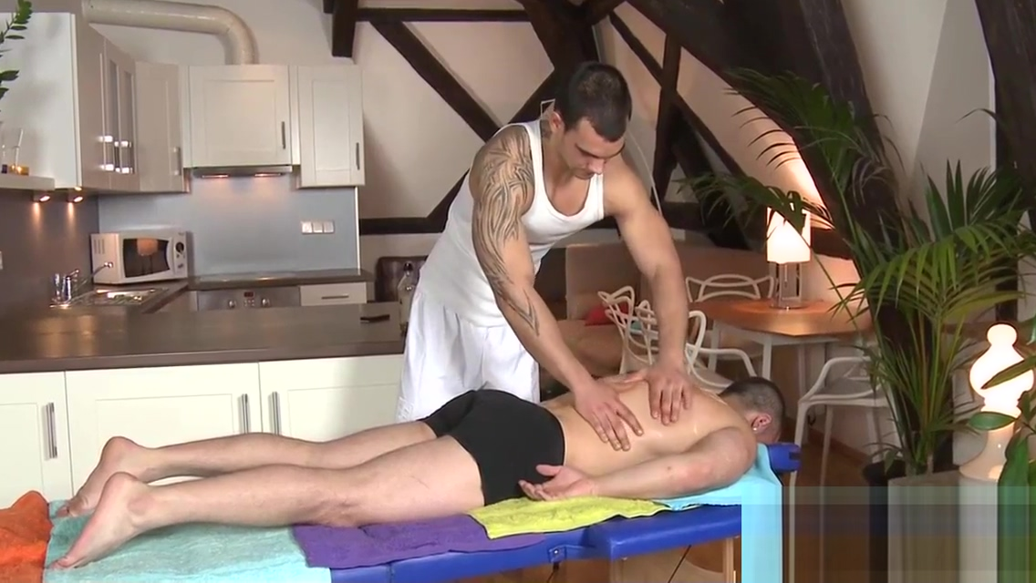 Homosexual masseur is giving chap a wild blowjob session Tila tequila naked strip tease