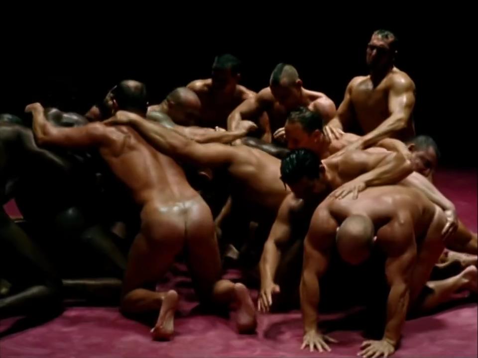 Rammstein - Mann Gegen Mann (Official Video) Sassy sexy naked redhead