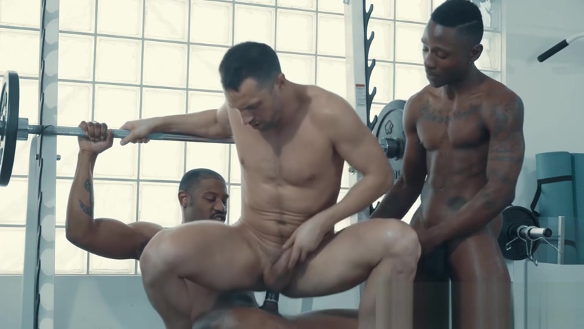 Threesome interracial anal sex with handsome athletic gays Ebony amateur tubes