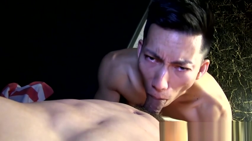Two gay Asian guys have an amazing fuck session together Jacline and Ada fucked
