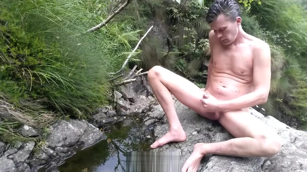 Ecosexual male dildo in nature taan girs boy sxy