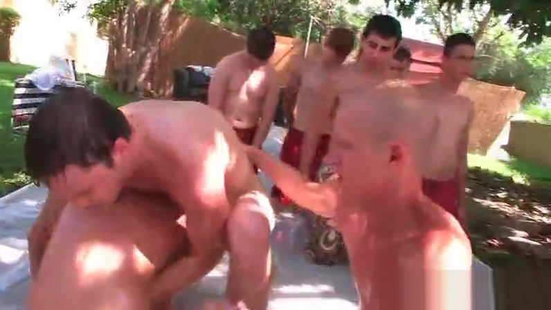 Gay students playing sex games outdoor Step son massages step mom