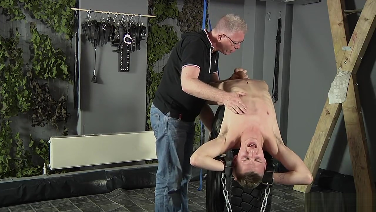 tied on tire Young gay boys assholes pics