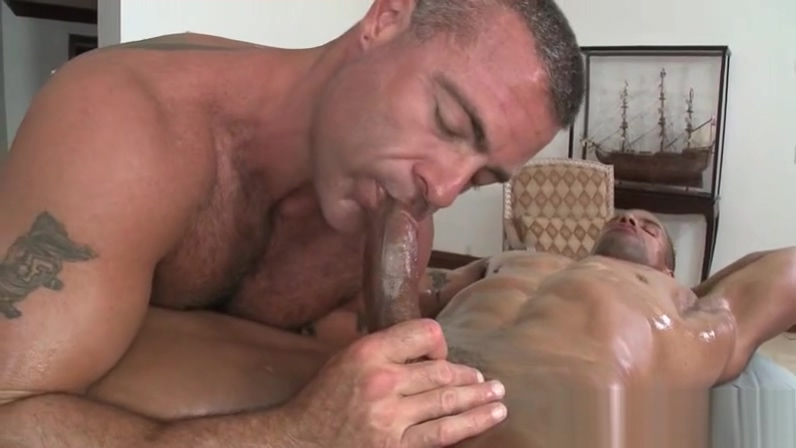 Gay masseur blowing a huge afro pecker with lust is it safe to have sex without a condom
