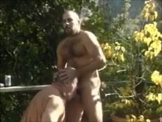 Hot Bears #01 Sweetheart is bestowing lusty blowjob on men rod