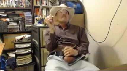 Hot Cowboy man Smoke and Stroke fujiura megu jav jav hihi
