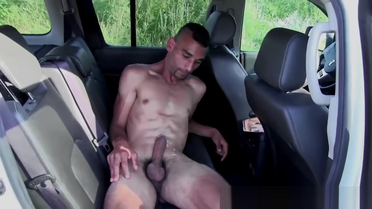 Gypsy huge dick - Roman Juta from Hammerboys TV Hardcor tit pussy pic