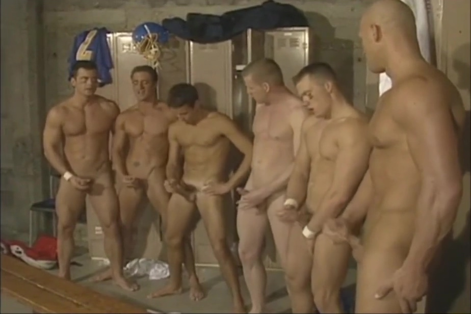 Baller Hunks Getting Frisky in the Locker Room free xxx sex gallery