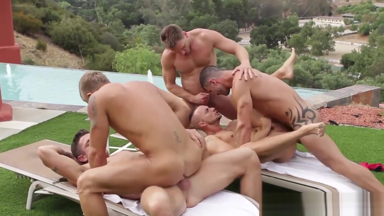 Outdoor orgy climax on Trenton Ducati Inuyasha and kagome blowjob