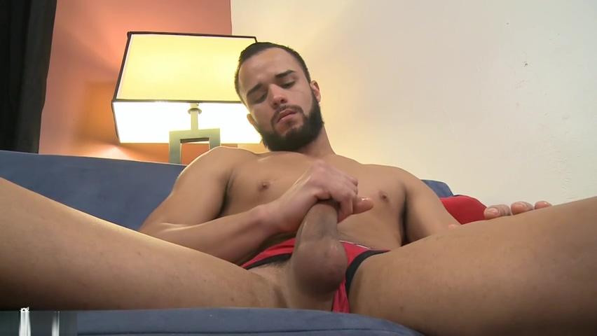 JAVIER CRUZ Sexual Foreplay Alex Comfort