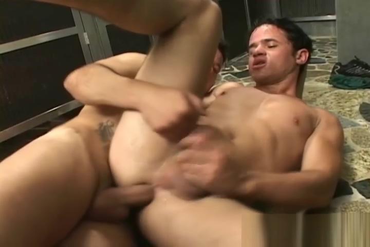 Latin On Latin Gay Hardcore Barebacking Scene White guy black girl cum facial