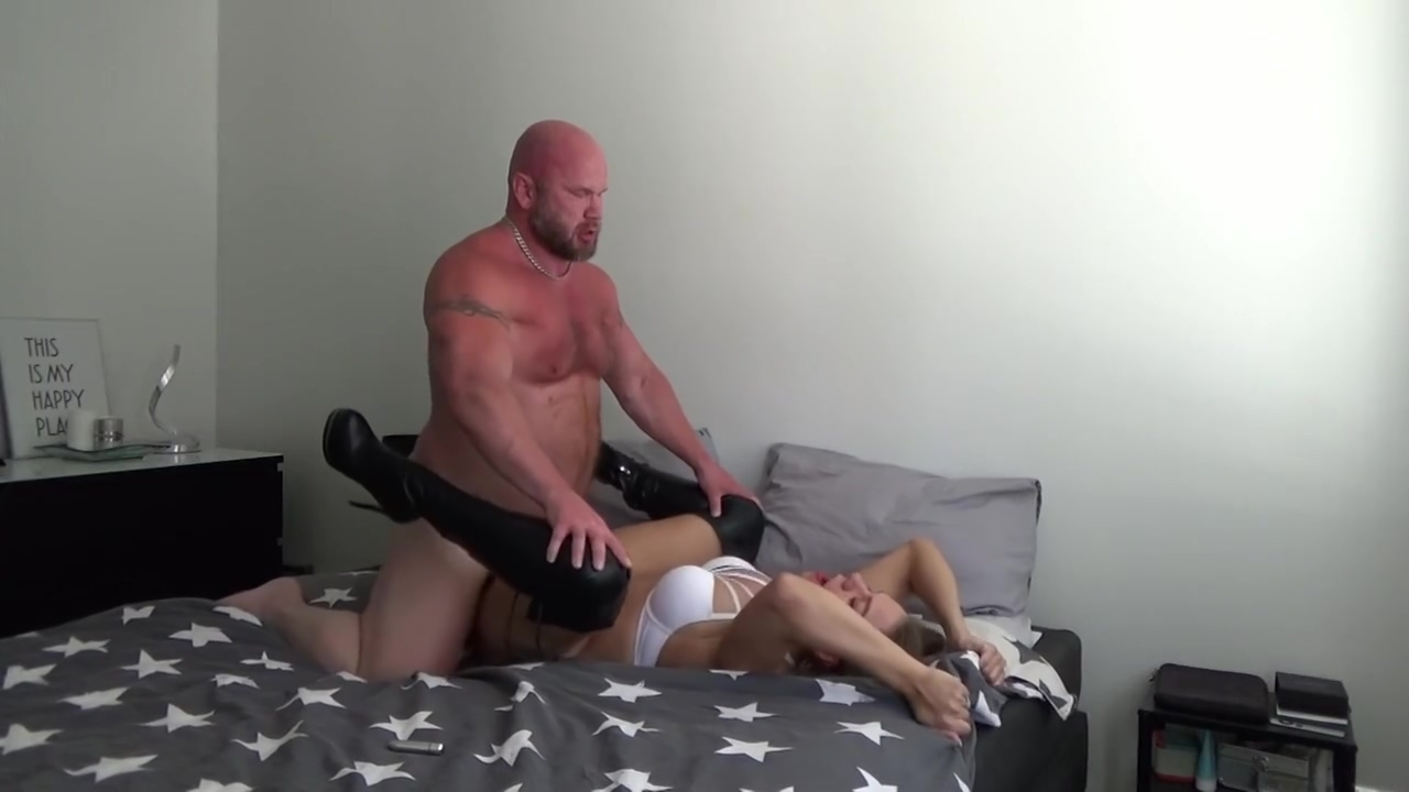 Horny Sex with my Muscle Bear (Part 4) Fat plumper milla in the bathroom