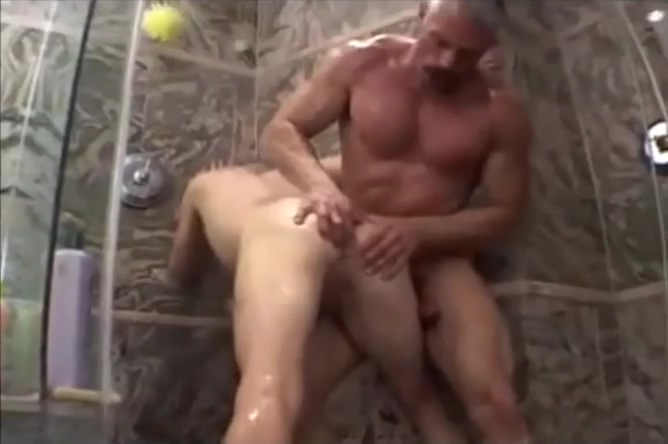 Muscled not dad fucks raunchy boy Milf ses
