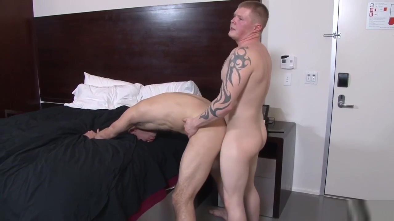 ActiveDuty Military Studs Experimenting instructional anal sex video