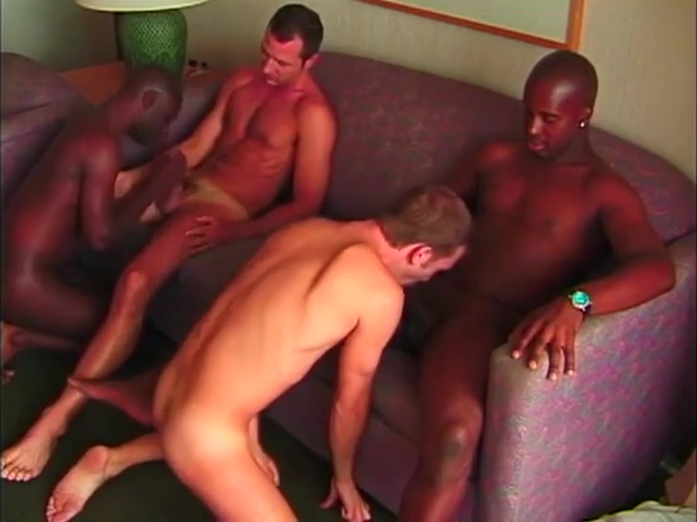 Orgy Interracial scene 2 Sex on the side in SPB