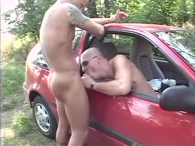 COCK FUCKS mature pussy gets two cocks
