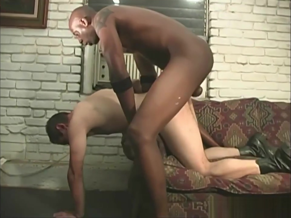 Black men sharing the ass of a funny white guy female bodybuilder nude pics