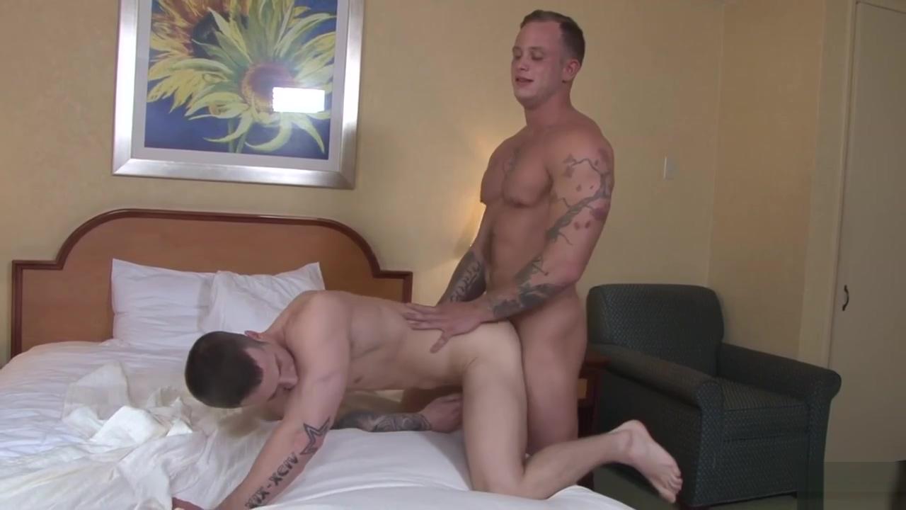 ActiveDuty Quentin Gainz Is The Soldier Slut Jiggling boobs gif hot