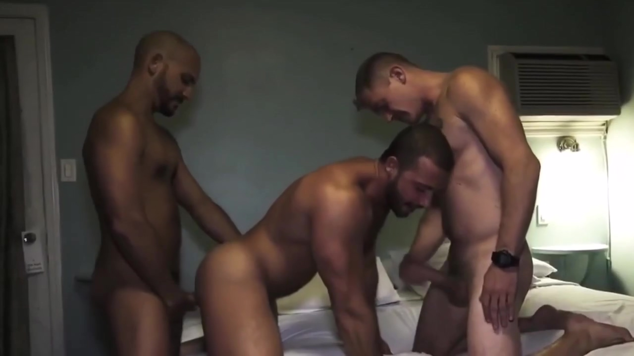 Intense raw threesome. Wives in brazil sex