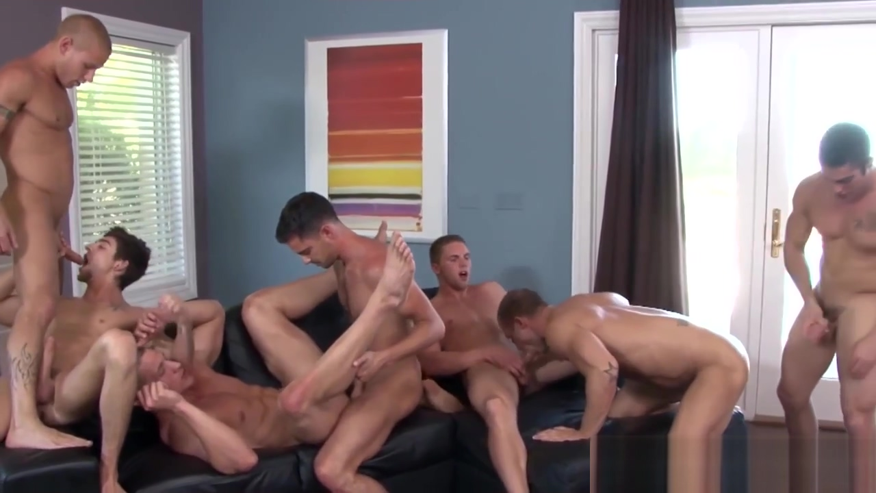 Gay group cocksucking and jerking galore Hot black weather girls
