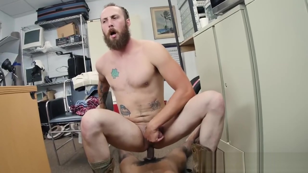 Mature bearded gay live anal audition with big black cock agent Who.has the best natural tits in the world