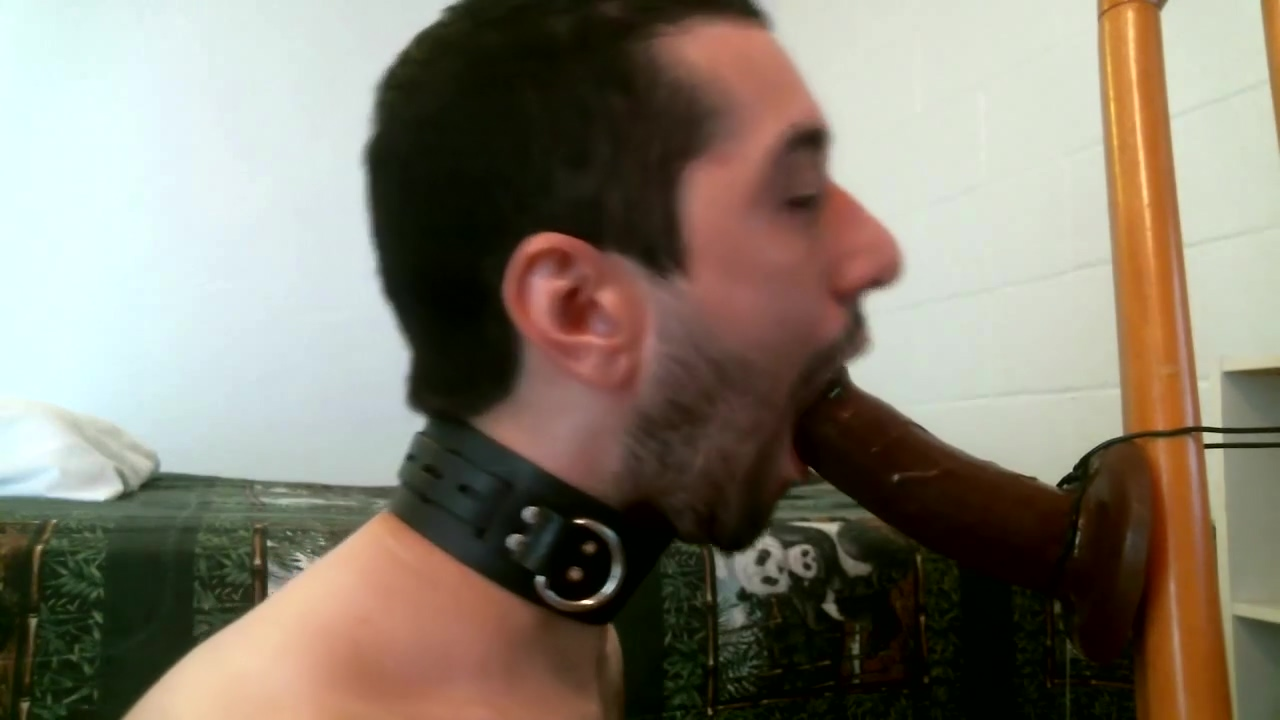 Sucking and fucked by black dildo Naked Gay Arab Men