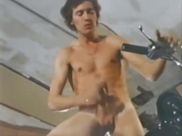 Jerking off on a motorbike Big tits cum gallery
