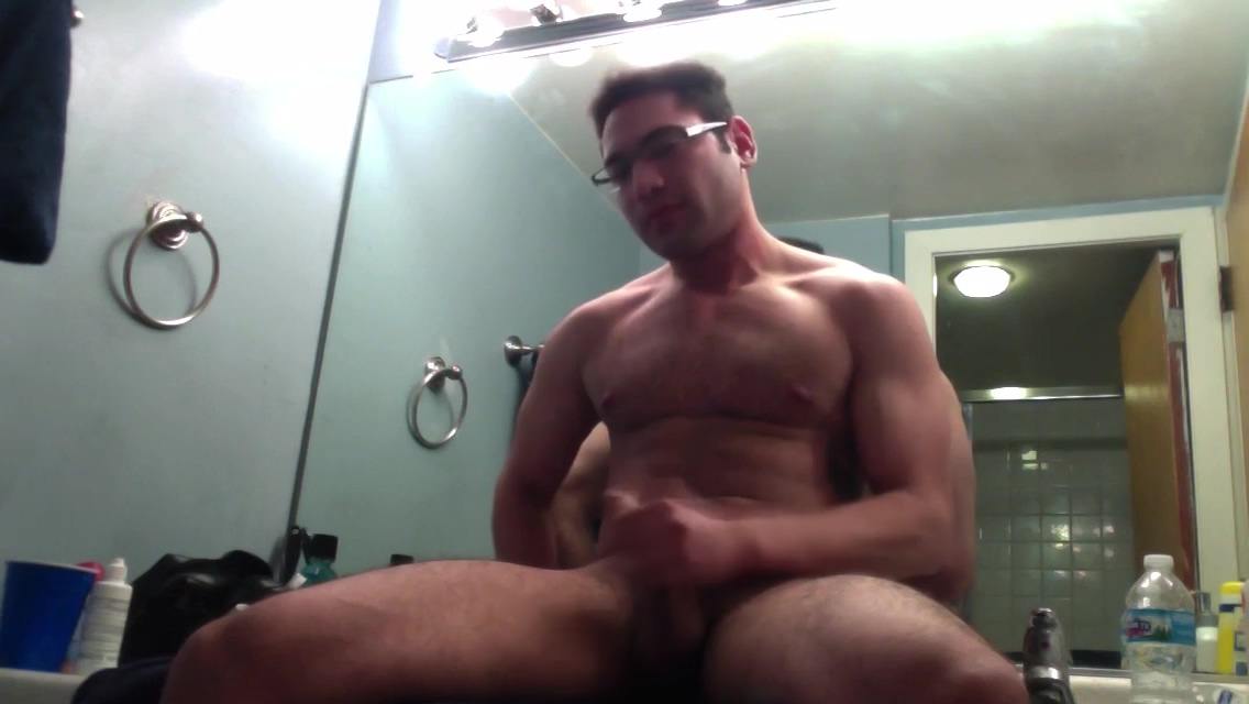 Amateur Josh Jacking In The Bathroom asian massage porn video