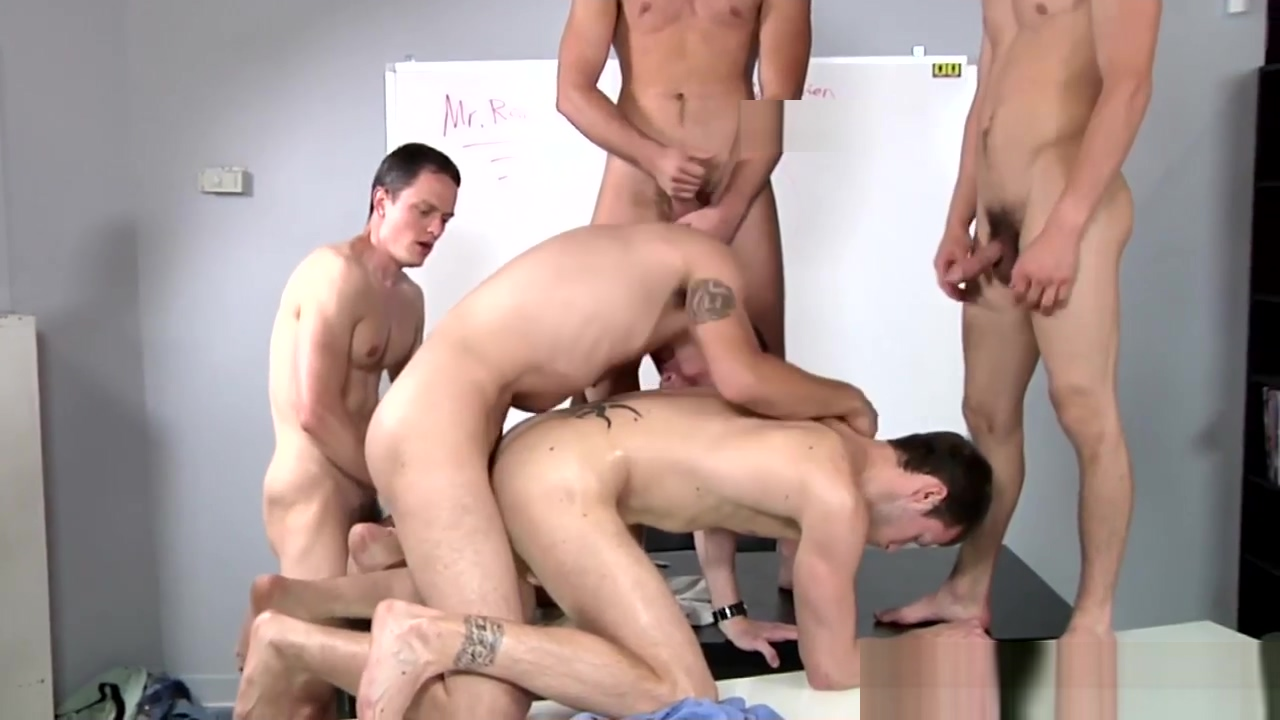 Johnny Rapid orgy with Kyle Quinn and co Busty ebony blowjobs video bikini group