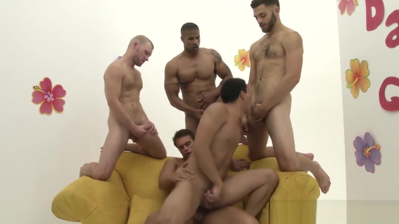 Tony Newport takes the groups cumshots acne ass pussy pics