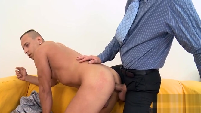 Blowjob for charming gay stud scene 2 Umemaro creampie