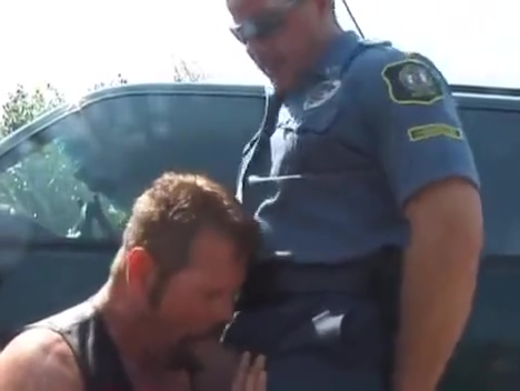 Hot bear cop loves leather mature small tits milf porn