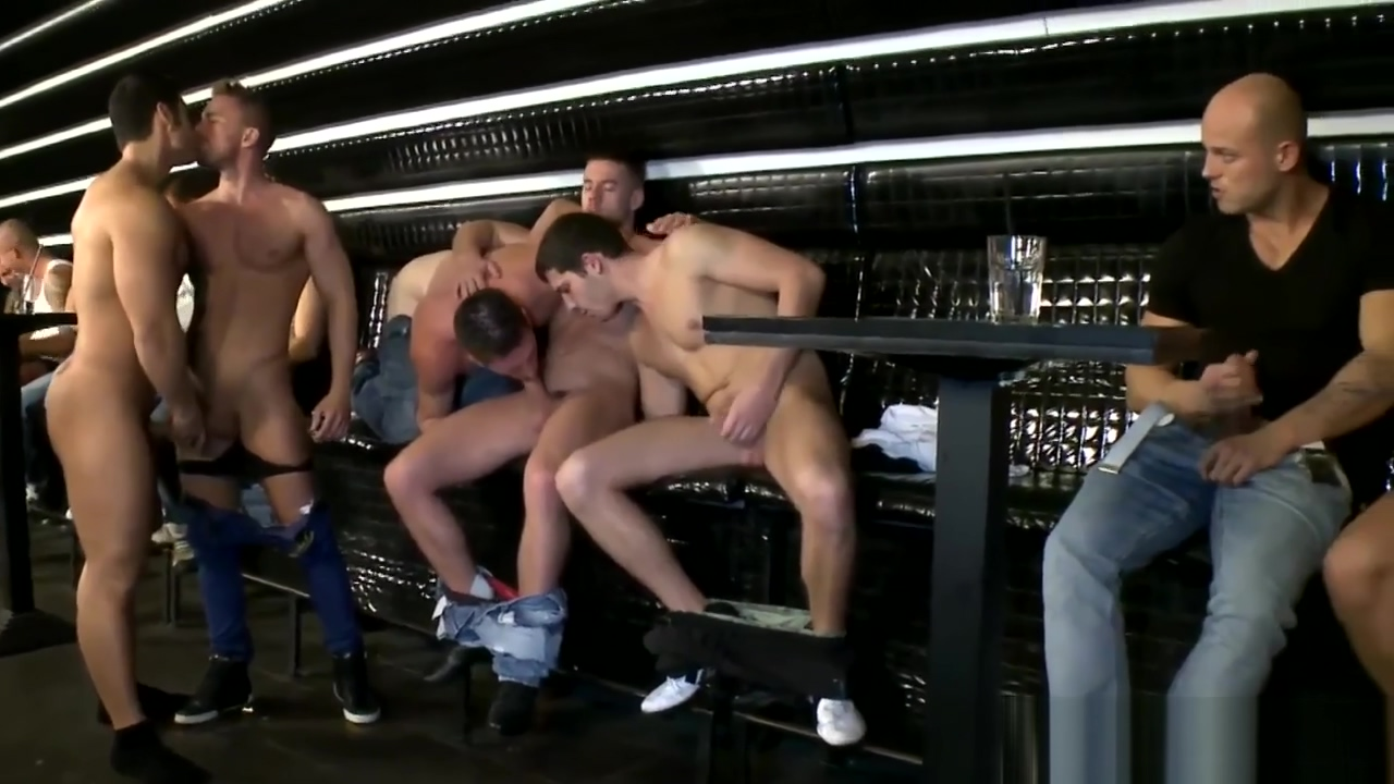 Tugging muscle jocks in group get cumshots scene 2 Free mature pic thumbnail
