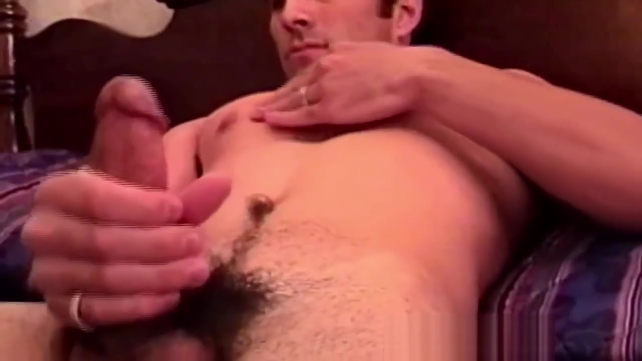 Amateur jock masturbating before old bears bj Crazy homemade Handjobs Cunnilingus xxx clip