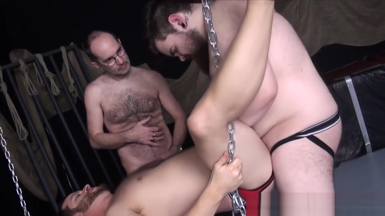 Chubby cub barebacks assfingered bearded bear big booty bitches clubmix