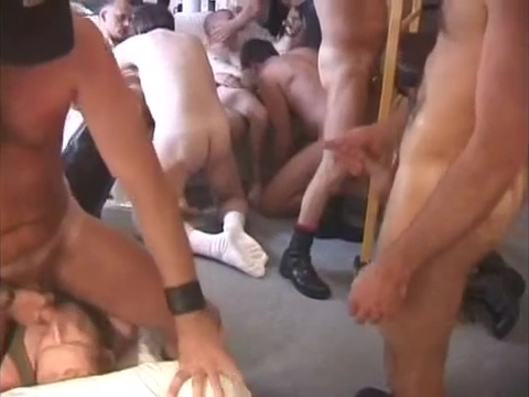 Gay orgy with kinky flavor big gay als boat ride