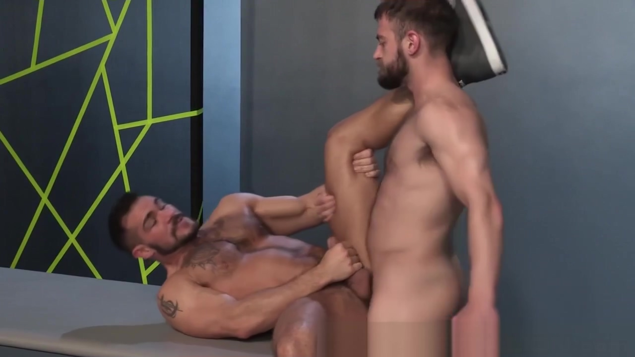 RagingStallion Hairy Jocks Goes Straight For Cock Fucking women with man