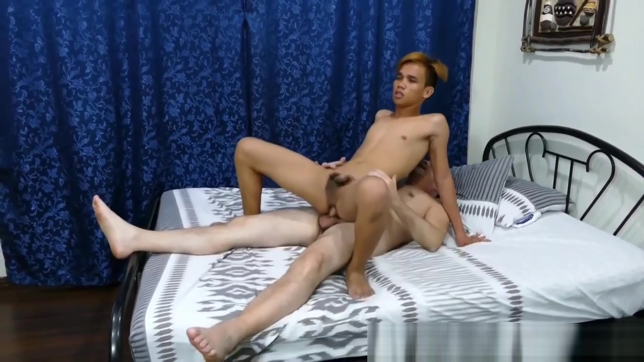Bonded asian twink tickled and toelicked wives that gang bang
