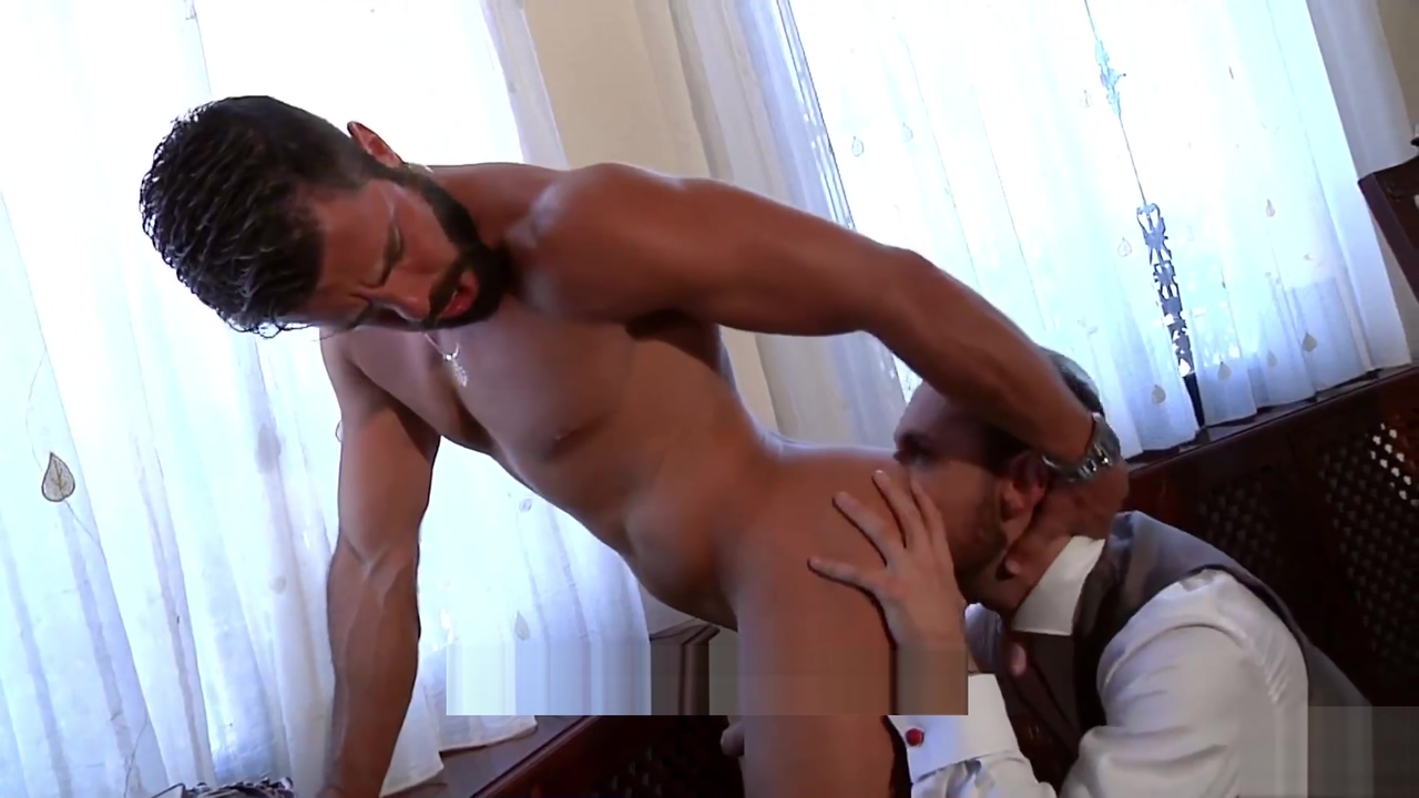 AITOR BRAVO & HECTOR DE SILVA dad on son gay videos