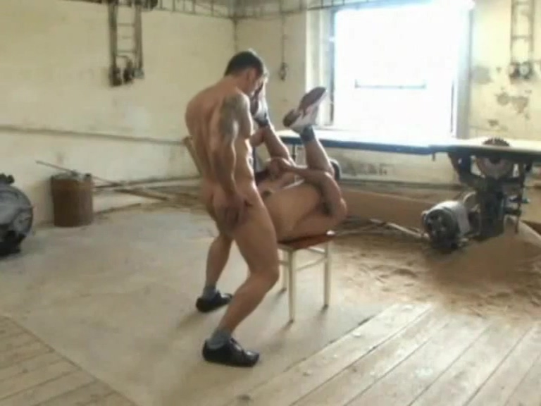 Young fellow and muscular man xvideo gay dirty tony