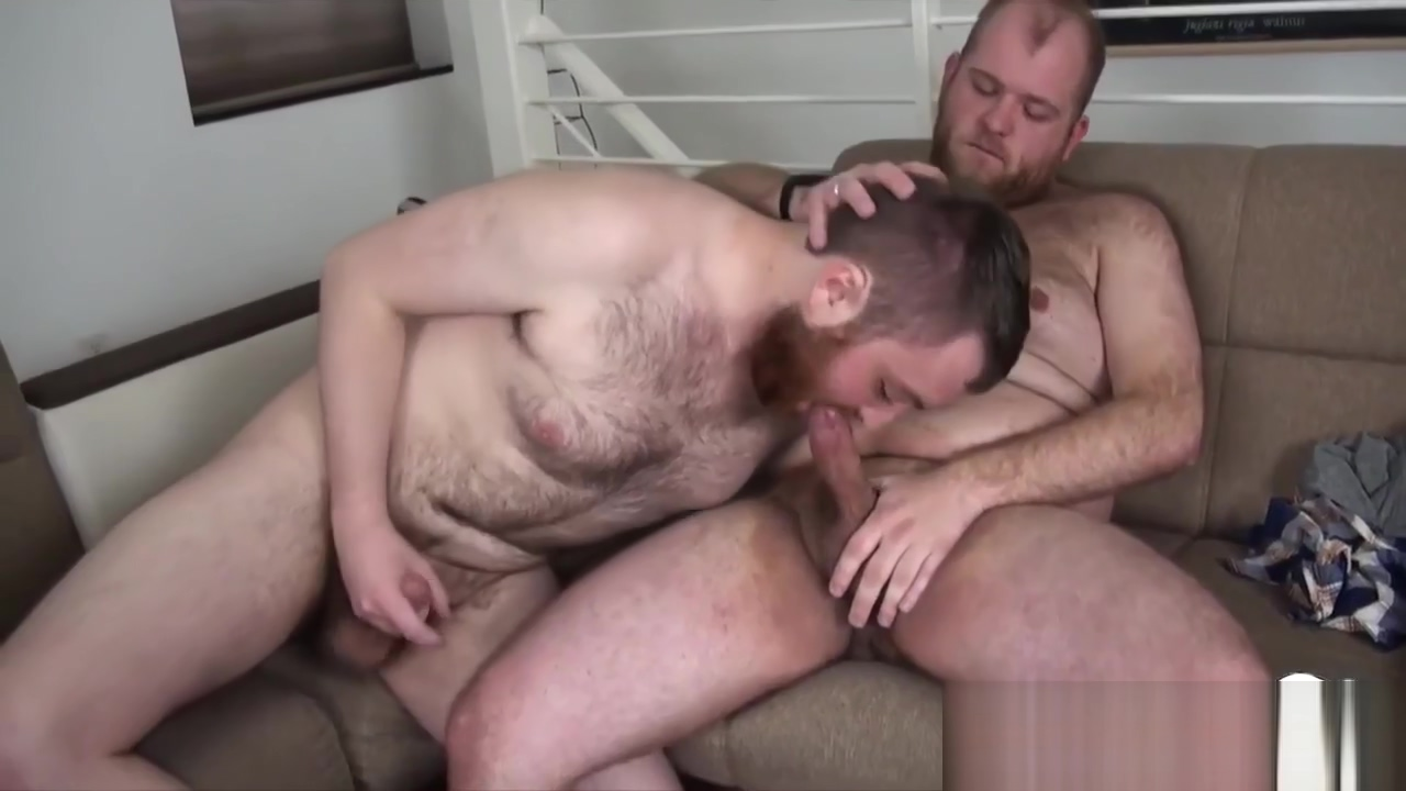 Chubby redbear cocksucking after anal Madre Japonesa Caliente